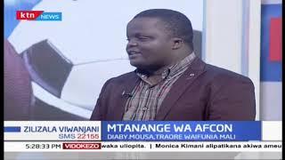 Mabingwa wa Kombe la Ngao Kariobangi Sharks studioni   Zilizala Viwanjani