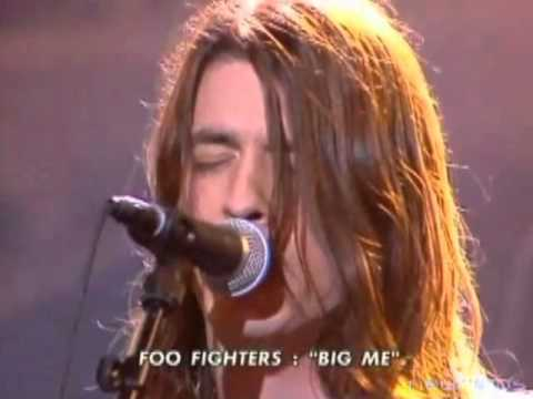 Foo Fighters - Big Me (Live) 1995