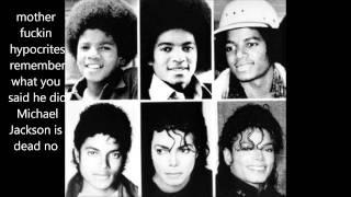 Michael Jackson is dead lyrics Jon Lajoie