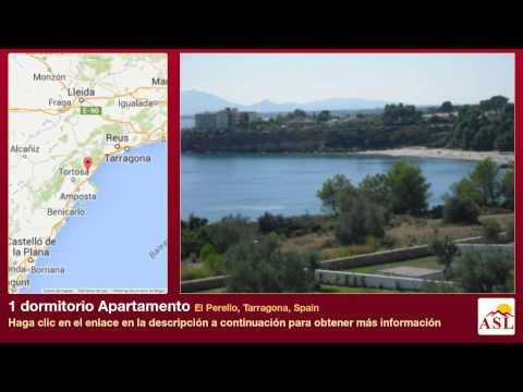 1 dormitorio Apartamento se Vende en El Perello, Tarragona, Spain