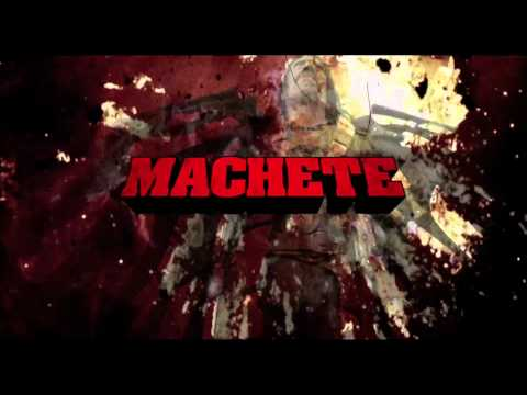 Machete (Character Spot 'Who Is Senator')