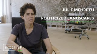 Julie Mehretu: Politicized Landscapes | Art21 Extended Play