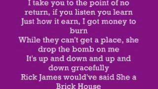 50 Cent - Get Up (Lyrics)