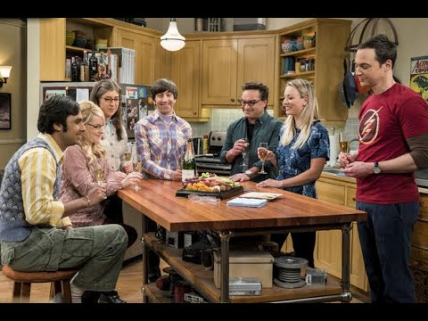 Big bang theory: papere sul set