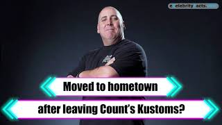 Why did Scott Jones leave Counting Cars? Fired from Count's Kustoms