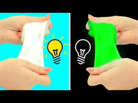 18 AWESOME SLIME TRICKS