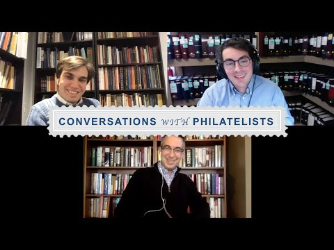 Conversations with Philatelists Ep. 27: Chris Green