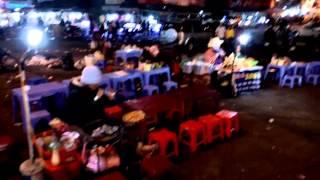 ダラットナイトマーケット