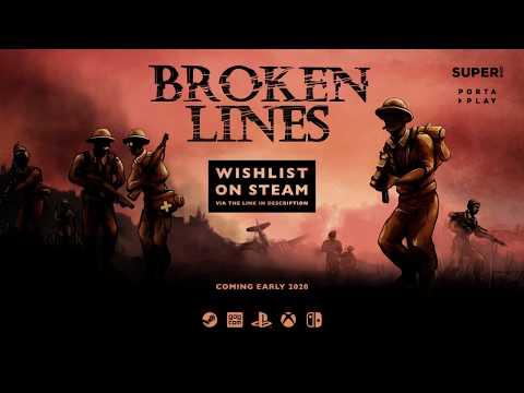 Broken Lines Story Trailer 2020 de Broken Lines