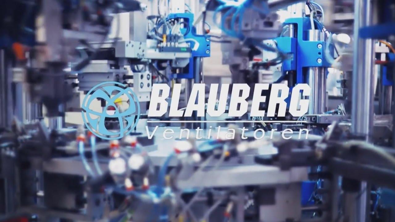 Blauberg компанийн танилцуулга