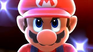 Super Smash Bros Ultimate New Cutscene Animation Trailer (World of Light - Lifelight Theme Version)