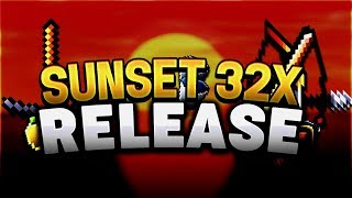 Sunset [32x] PvP Texture Pack Release [FPS Friendly] 🌞