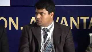 preview picture of video 'Interop Mumbai 2009 Power Panel: Web 2.0 in the Enterprise: Boon or Bane? Part 4 of 5'
