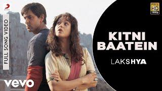 Kitni Baatein - Lakshya | Hrithik Roshan | Preity Zinta - YouTube