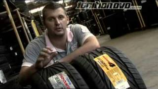 Tech Talk On Tyres With Toyo   Ignition DVD