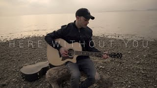 3 Doors Down - Here Without You (Acoustic Cover by Dave Winkler)