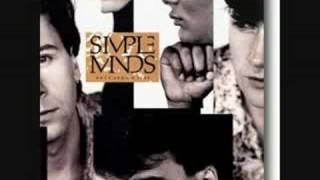Simple Minds ALIVE & KICKING 12inch Vinyl Instrumental
