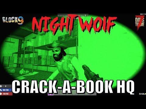 7 Days To Die - Night Wolf (Crack-A-Book HQ)