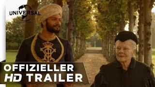 Victoria & Abdul Film Trailer