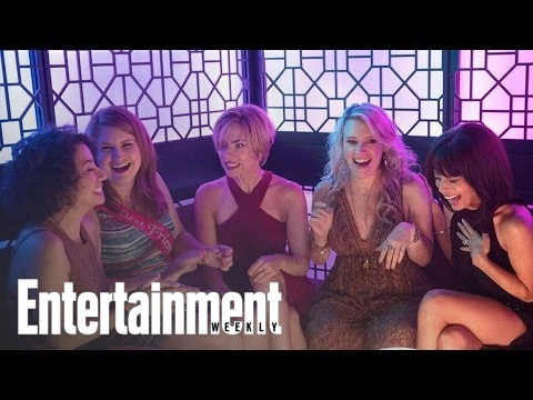 Rough Night: New Look At Scarlett Johansson's Wild Comedy | News Flash | Entertainment Weekly