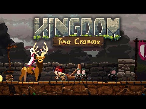 Romancing the Deer - Mount Upgrade! - Kingdom Two Crowns Gameplay - Island 2
