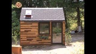პატარა სახლი იაფად - კოტეჯი