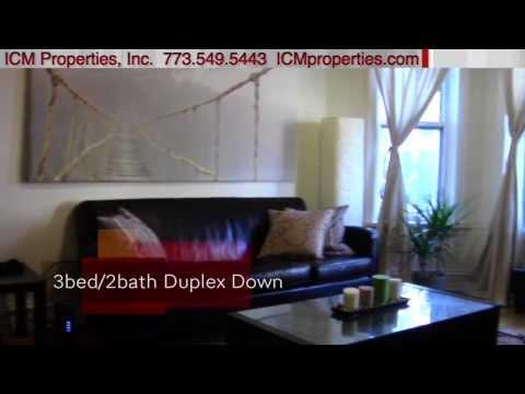 821 W Newport- 3 Bed / 2 Bath - Rehab Duplex