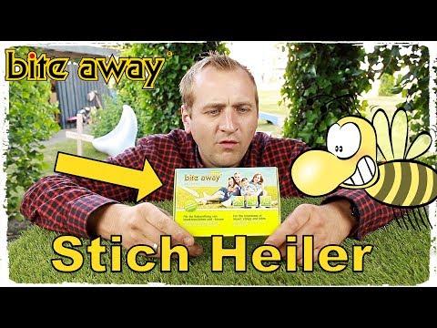 🔴GEHEIMWAFFE bei Insektenstich   Bite Away Stichheiler Cobra  Test Deutsch Review