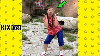Watch keep laugh EP368 ● The funny moments 2018