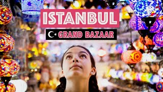 GRAND BAZAAR 🛍️| SPICE MARKET 🌶️ | ISTANBUL 🇹🇷 SHOPPING VLOG | EP 148