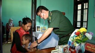 Thừa Thiên - Huế: Quân y Bộ đội Biên phòng chăm sóc sức khỏe nhân dân nơi biên giới