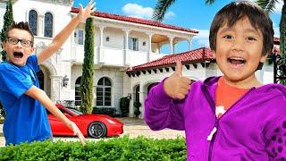 10 Richest Kid YouTubers of 2020 (Ryan's World, SIS vs BRO, Like Nastya, JoJo Siwa)