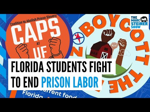 Students to University of Florida: Stop using unpaid prison labor!