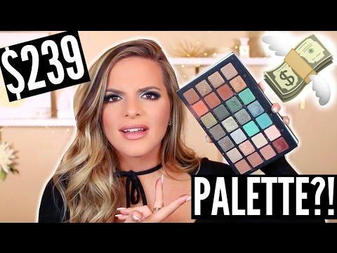 $239.00 EYESHADOW PALETTE?! WHY?  | Casey Holmes