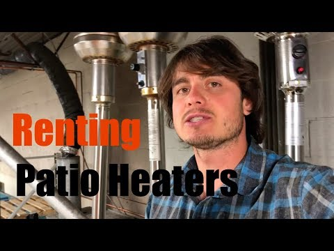 Let's talk Patio Heaters - Profitable?