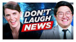 Don't Laugh News Challenge: Teen Heart-Throb Helen Mirren