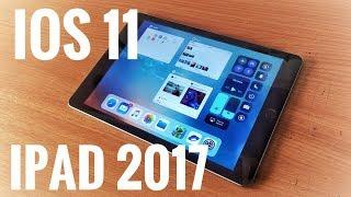 ios 11 - ipad 2017 стал круче!