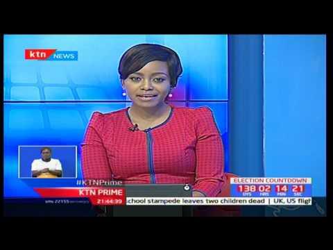KTN Prime Business news : KBA on rate cap - 22/3/2017