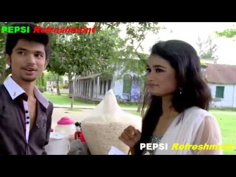 Bangla New Song 2015   Akash Pane By Imran & Puja Official Music Video