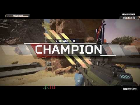 [MY]  Apex Legends Champion Compilation #1 - You, are the Apex Champions!