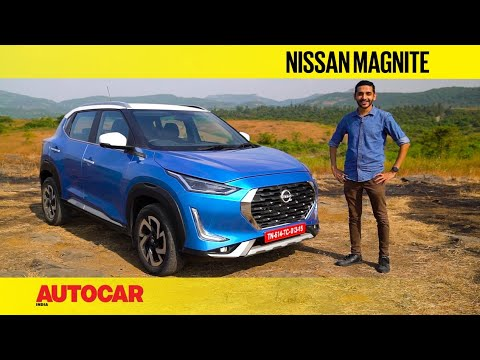 Download 2020 Nissan Magnite review - Meet India's most affordable compact SUV | First Drive | Autocar India HD Mp4 3GP Video and MP3