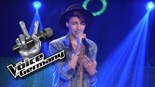 Adele - Million Years Ago | Daniel Castro Dominguez | The Voice of Germany 2017 | Blind Audition