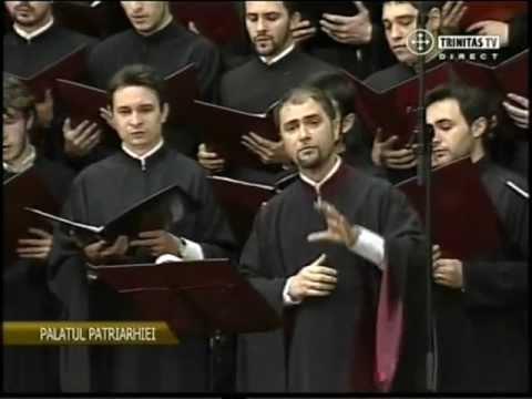"""Corul Tronos Concert traditional de colinde """"Rasaritul Cel de Sus"""""""