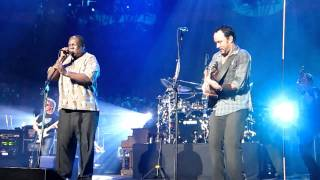 Dave Matthews Band - Everyday Featuring Vusi Mahlasela - Madison Square Garden - 11/13/10