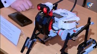 В Великом Новгороде состоялись ежегодные открытые состязания по робототехнике