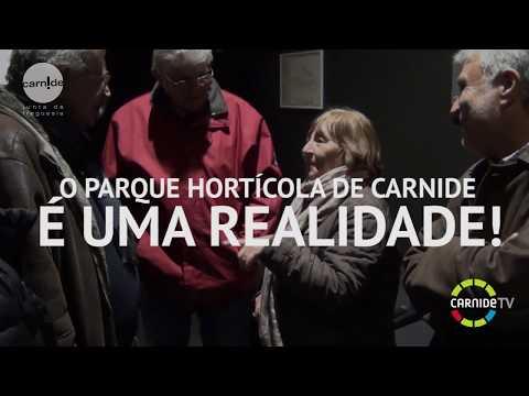 Ep. 440 - Entrega de Chaves do Parque Hortícola de Carnide