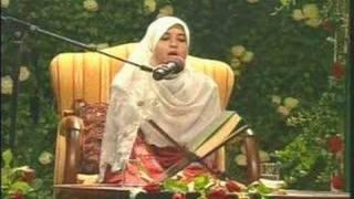 Somaya Abdul Aziz Eddeb- Surat Al Fajr