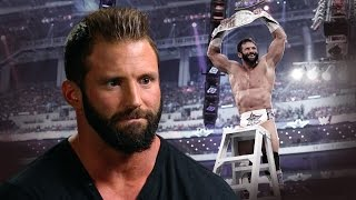 How Zack Ryder's battle with cancer motivated him to become a ...
