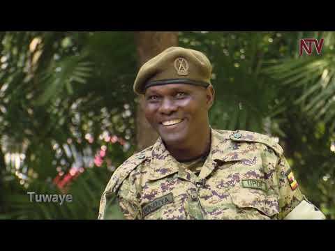TUWAYE: Wuliriza Sam Bukenya byayiseemu okuva lweyayingira obuyeekera