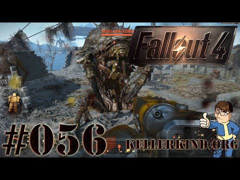 Fallout 4 [HD|60FPS] #056 - Sturm auf die Burg ★ Let's Play Fallout 4